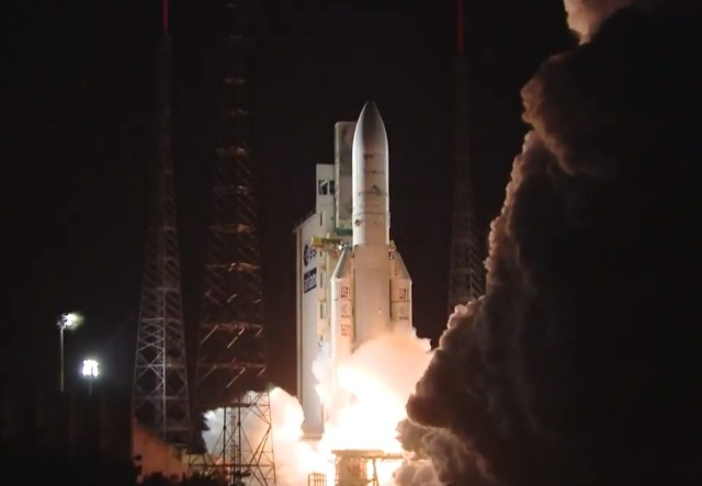 ASTRA 5B_launch 1