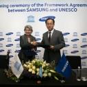Samsung i UNESCO za obrazovanje u zemljama u razvoju