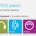 Novi Telenor postpejd paketi