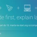 Prijave za Start 2.0 hakaton otvorene do 15. marta