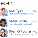 Facebook Messenger i za Windows Phone