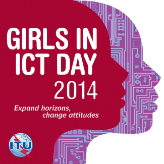 Logo-girls in ict