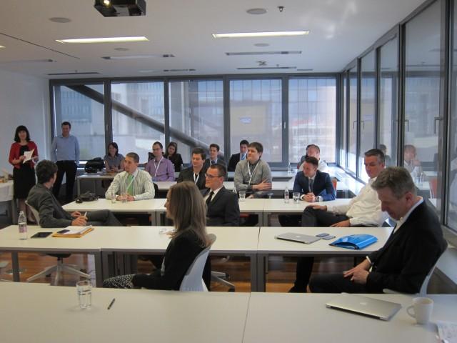 Prezentacije studenata za program SAP Sales Akademija