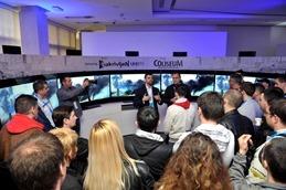 Samsung Adriatic Forum 2014 Zakrivljeni uhd TV