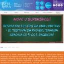 """Portal """"Super škola"""" objavio testove za pripremu male mature"""
