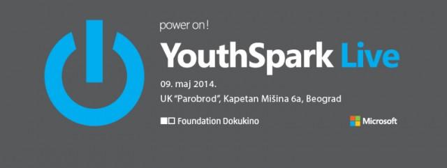 YouthSparkLive,9maj
