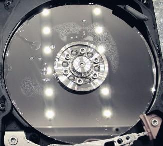 Kondenzacija na površini magnetne ploče