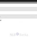 mKlik - nova aplikacija NLB banke
