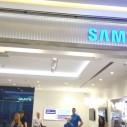 Samsung brand store u Ušće shopping centru