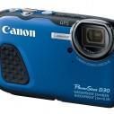 Canon PowerShot D30 - za slike iz dubine mora