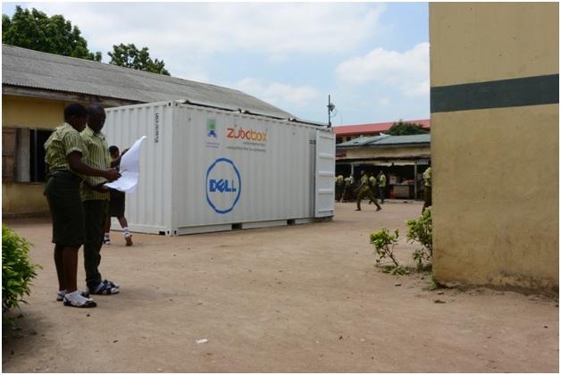 Dell laboratorija u Africi