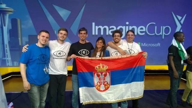 BarFoo tim u Svetskom finalu Imagine Cup-a