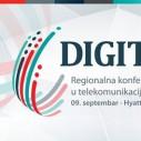 Digital 2014 - Regionalna konferencija o trendovima u telekomunikacijama i medijima