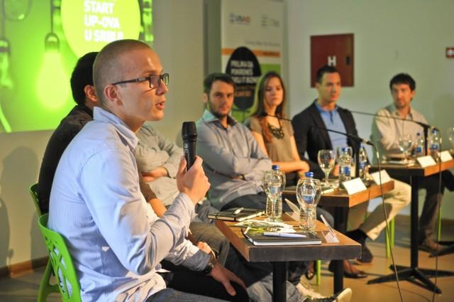 Panel diskusija na temu Vreme startapa u Srbiji