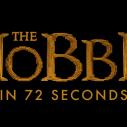 Hobit saga u 72 sekunde!