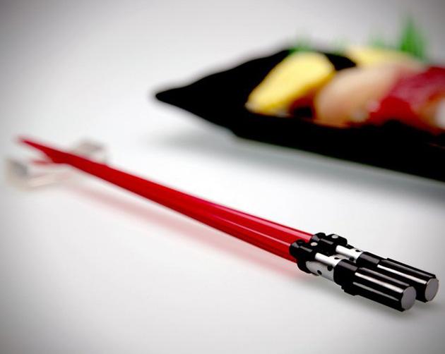 Lightsaber-Chopsticks