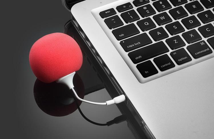 New-2014-Fashion-The-Portable-Balloon-Stereo-Plastic-Mobile-Mini-Speaker-For-Samsung-Apple-iPhone-Phones