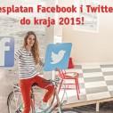 Telekom - besplatan Facebook i Twitter do kraja 2015.