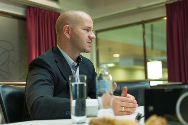 Marko Carević, direktor marketinga Telenor Banke