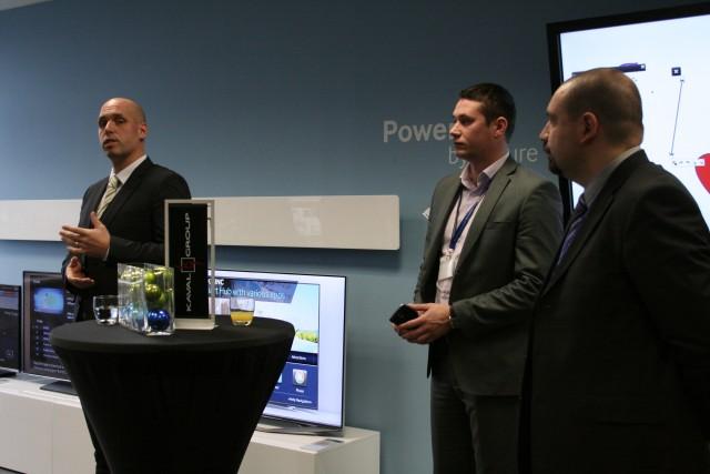Otvaranje Samsung EBC centra u Ljubljani (Photo: PC Press)