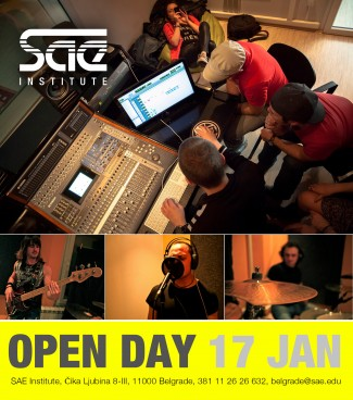 OPEN DAY 17 JAN 2015