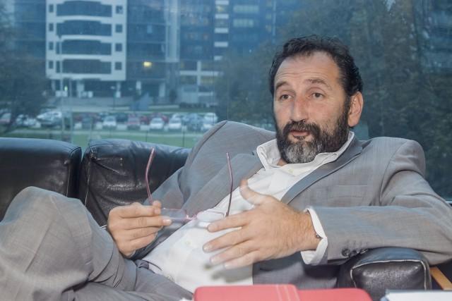 Goran Đaković, predsednik kompanije Saga