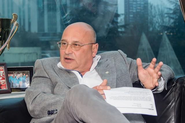 Igor Pavlica, generalni direktor  i predsednik odbora izvršnih direktora Saga