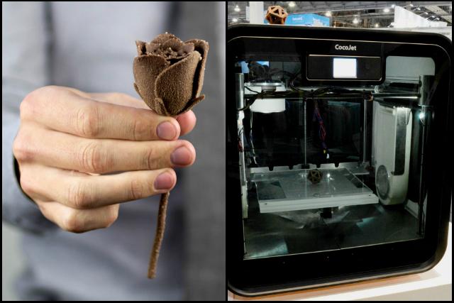 CocoRose 3D print