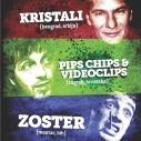 Kristali, Pips, Chips & Videoclips i Zoster na zajedničkom koncertu