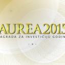 Za nagradu Aurea 2015 se bori osam projekata