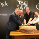 Pametni švajcarski sat - zajednički projekat TAG Heuera, Googlea i Intela