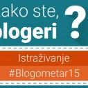 Blogometar 15 -Regionalno istraživanje blogosfere