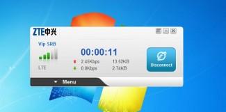 Uz odgovarajući modem, LTE možete da koristite sa svakog računara