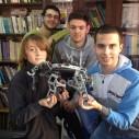 Roboti u biblioteci