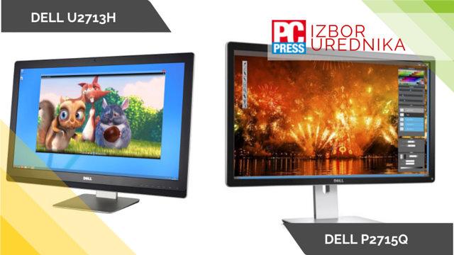 Dell U2713H i kao Izbor urednika - Dell P2715Q