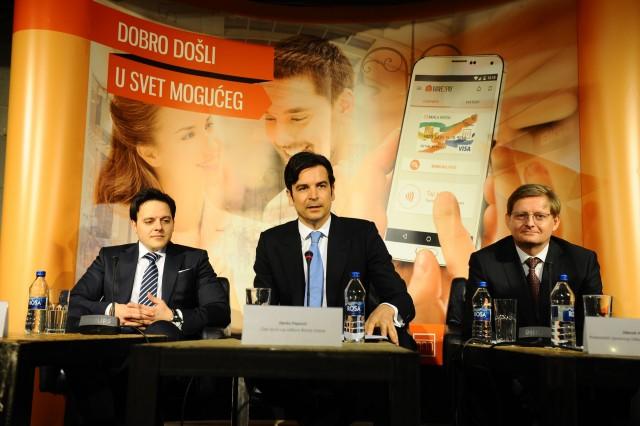 Vladimir Đorđević, Darko Popović, Zdenek Houser