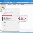 Proširivanje biblioteka na Windowsu