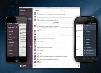 Slack je servis nastao kao sporedni proizvod dok je razvijana MMO igra Glitch i ima mogućnost pristupa sa raznih uređaja