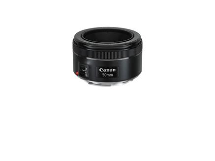 EF 50mm f1 8 STM_Slant_without_cap