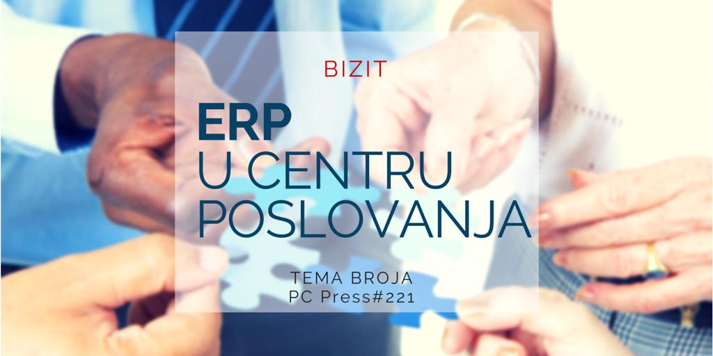 ERP u centru poslovanja