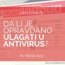 Da li je opravdano ulagati u antivirus?