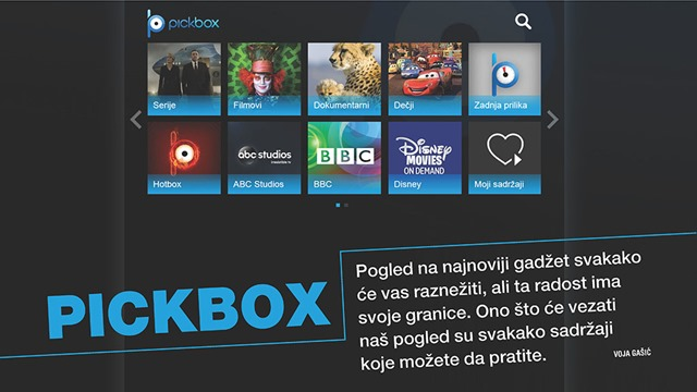 Pickbox