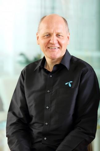 Sigve Breke, novi generalni direktor Telenor grupe