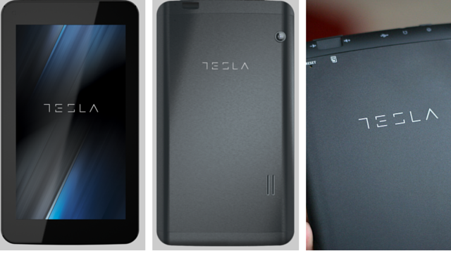 Tesla Tablet L7 Quad