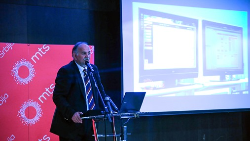 Direktor funkcije za velike poslovne korisnike Telekoma Srbija_ Branko S