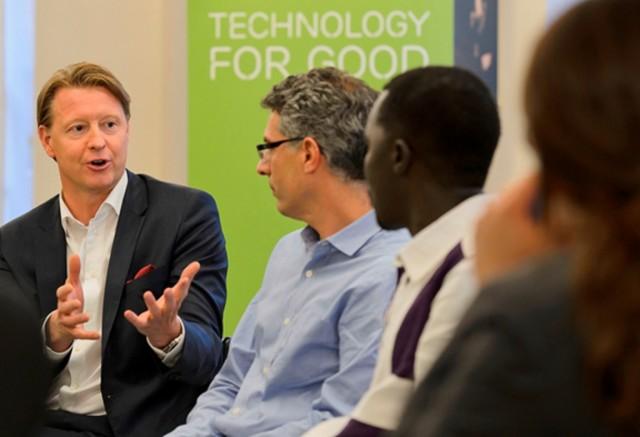 Hans Vestberg, Ericsson CEO