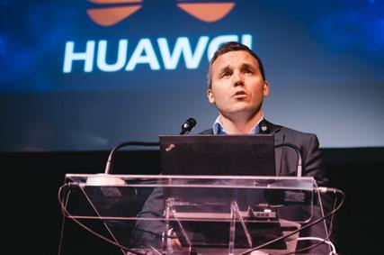 Kenneth Fredrisken, Chief Operating Officer Huawei CEE&Nordic Region
