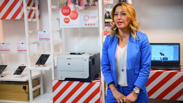 Natalija Jegdic, direktorka za privatne korisnike Telekoma Srbija