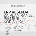 ERP rešenja za planiranje po meri korisnika