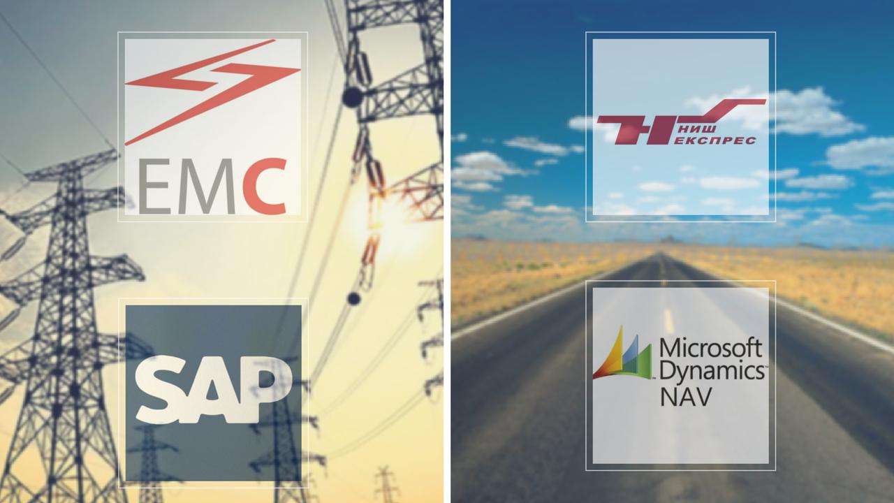 EMS SAP Niš Ekspres Microsoft Dynamics NAV